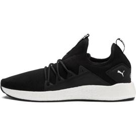 Running shoes Puma Nrgy Neko M 191068 01 black 3