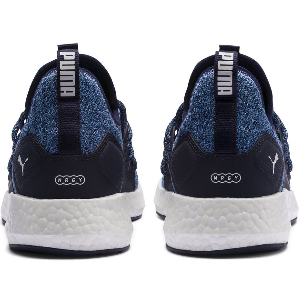 low priced 08edc a0857 Blue Shoes Puma Nrgy Neko Knit M 191093 13