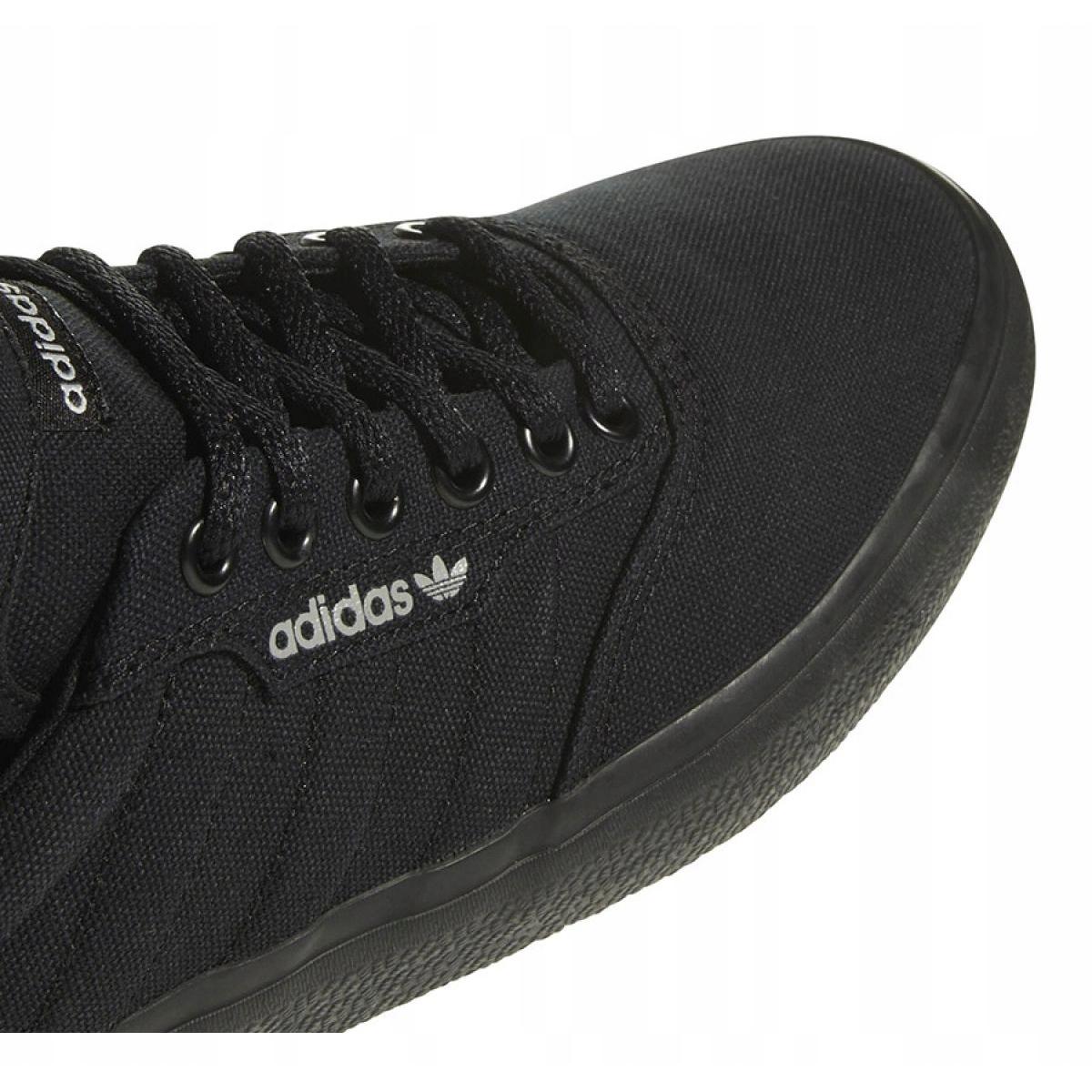 Manchuria Imperio congelado  Adidas Originals 3MC M B22713 shoes black - ButyModne.pl