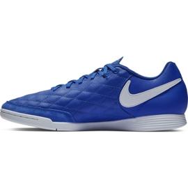 Indoor shoes Nike Tiempo Legend X 7 Academy 10R Ic M AQ2217-410 blue blue 2