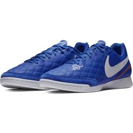Indoor shoes Nike Tiempo Legend X 7 Academy 10R Ic M AQ2217-410 blue blue 3