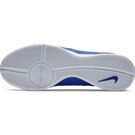 Indoor shoes Nike Tiempo Legend X 7 Academy 10R Ic M AQ2217-410 blue blue 5