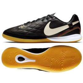 Indoor shoes Nike Tiempo Lunar LegendX 7 Pro 10R Ic M AQ2211-027 black black 2