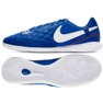 Indoor shoes Nike Tiempo Lunar LegendX 7 Pro 10R Ic M AQ2211-410 blue blue 2
