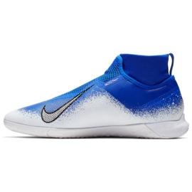 Indoor shoes Nike React Phantom Vsn Pro Df Ic M AO3276-410 multicolored blue 1