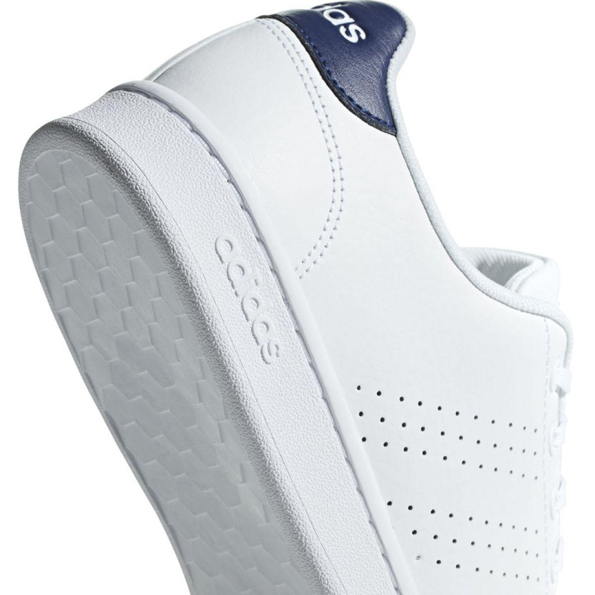 Adidas Advantage M F36423 shoes white