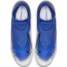 Football shoes Nike Phantom Vsn Academy Df Tf M AO3269-410 multicolored blue 1