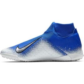Football shoes Nike Phantom Vsn Academy Df Tf M AO3269-410 multicolored blue 2