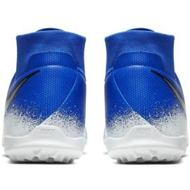 Football shoes Nike Phantom Vsn Academy Df Tf M AO3269-410 multicolored blue 6