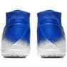 Football shoes Nike Phantom Vsn Academy Df Tf M AO3269-410 white, blue blue 6
