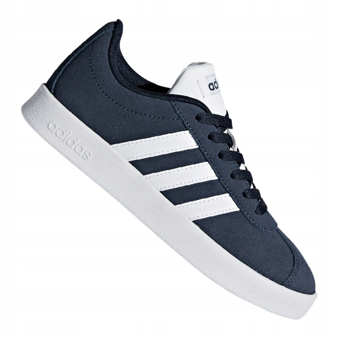 en términos de Abstracción Palpitar  Shoes adidas Vl Court 2.0 Jr DB1828 navy - ButyModne.pl