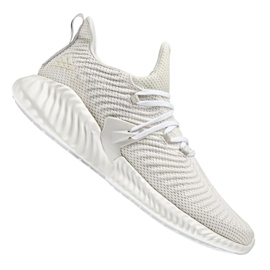 Running shoes adidas Alphabounce Instinct M BD7111 white 2
