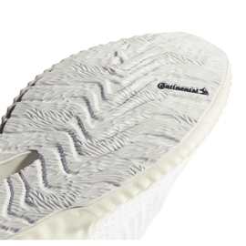 Running shoes adidas Alphabounce Instinct M BD7111 white 8