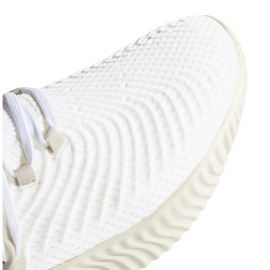 Running shoes adidas Alphabounce Instinct M BD7111 white 10