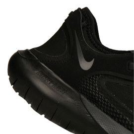 Running shoes Nike Flex 2019 Rn M AQ7483-005 black 4