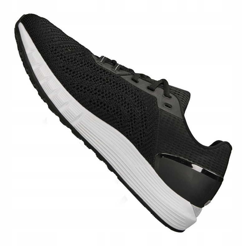 sports shoes e32ab e1e9c Under Armour black Under Armor Hovr Sonic 2 M running shoes. 3021586-002
