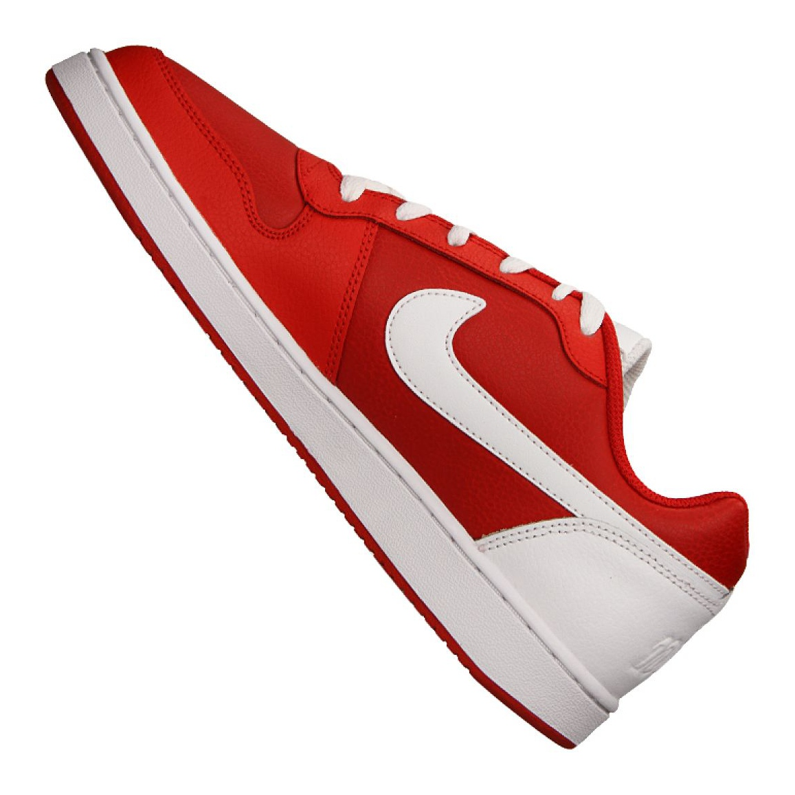 Nike Ebernon Low M AQ1775-600 shoes red