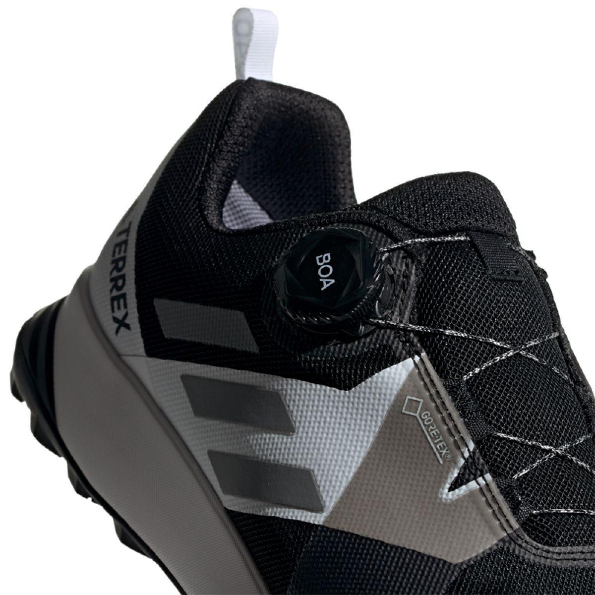 femenino Planta de semillero Oír de  Adidas Terrex Two Boa Gtx M F97634 shoes black grey - ButyModne.pl