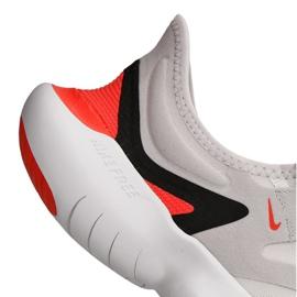 Running shoes Nike Free Rn 5.0 M AQ1289-004 grey 8