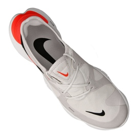 Running shoes Nike Free Rn 5.0 M AQ1289-004 grey 11