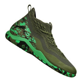 Indoor shoes Puma 365 Ignite Fuse 1 M 105514-01 green green 2