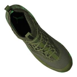 Indoor shoes Puma 365 Ignite Fuse 1 M 105514-01 green green 6