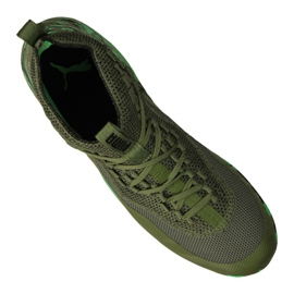 Indoor shoes Puma 365 Ignite Fuse 1 M 105514-01 green green 7