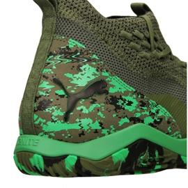 Indoor shoes Puma 365 Ignite Fuse 1 M 105514-01 green green 9