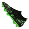 Football boots Puma Future 19.2 Netfit FG / AG M 105536-03 black, green black 7