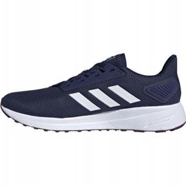 Running shoes adidas Duramo 9 M EE7922 navy 1