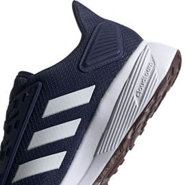 Running shoes adidas Duramo 9 M EE7922 navy 4