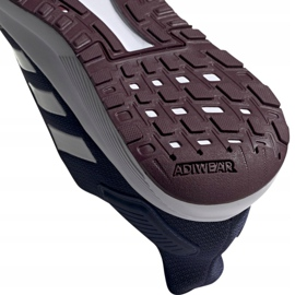 Running shoes adidas Duramo 9 M EE7922 navy 5