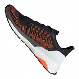 Running shoes adidas Solar Boost St 19 M G28060 black 5