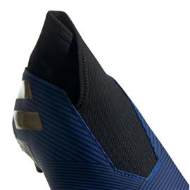 Adidas Nemeziz 19.3 Ll Fg M EF0373 Football Boots navy blue blue 2