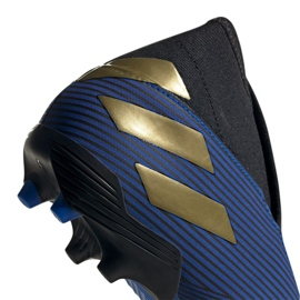 Adidas Nemeziz 19.3 Ll Fg M EF0373 Football Boots navy blue blue 3