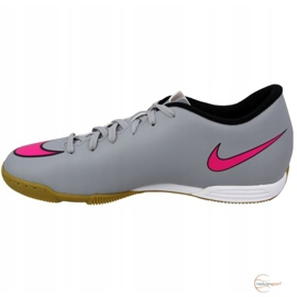 Nike Mercurial Vortex Ii Indoor Shoes 651648-060 grey multicolored 3