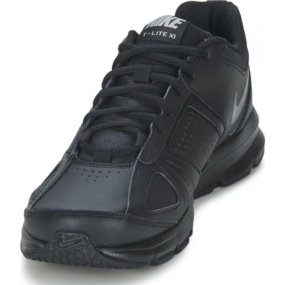 Sentirse mal Sin valor Polinizar  Training shoes Nike T-Lite Xi M 616544-007 Q3 black - ButyModne.pl