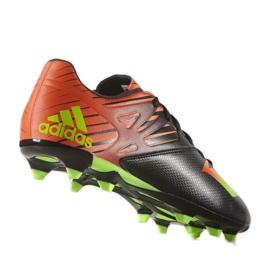 Football boots adidas Messi 15.3 Fg M AF4852 black black 3
