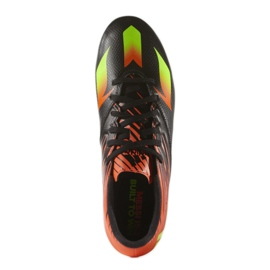 Football boots adidas Messi 15.3 Fg M AF4852 black black 4