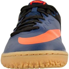Football shoes Nike HypervenomX Pro Ic M 749903-480 navy multicolored 2