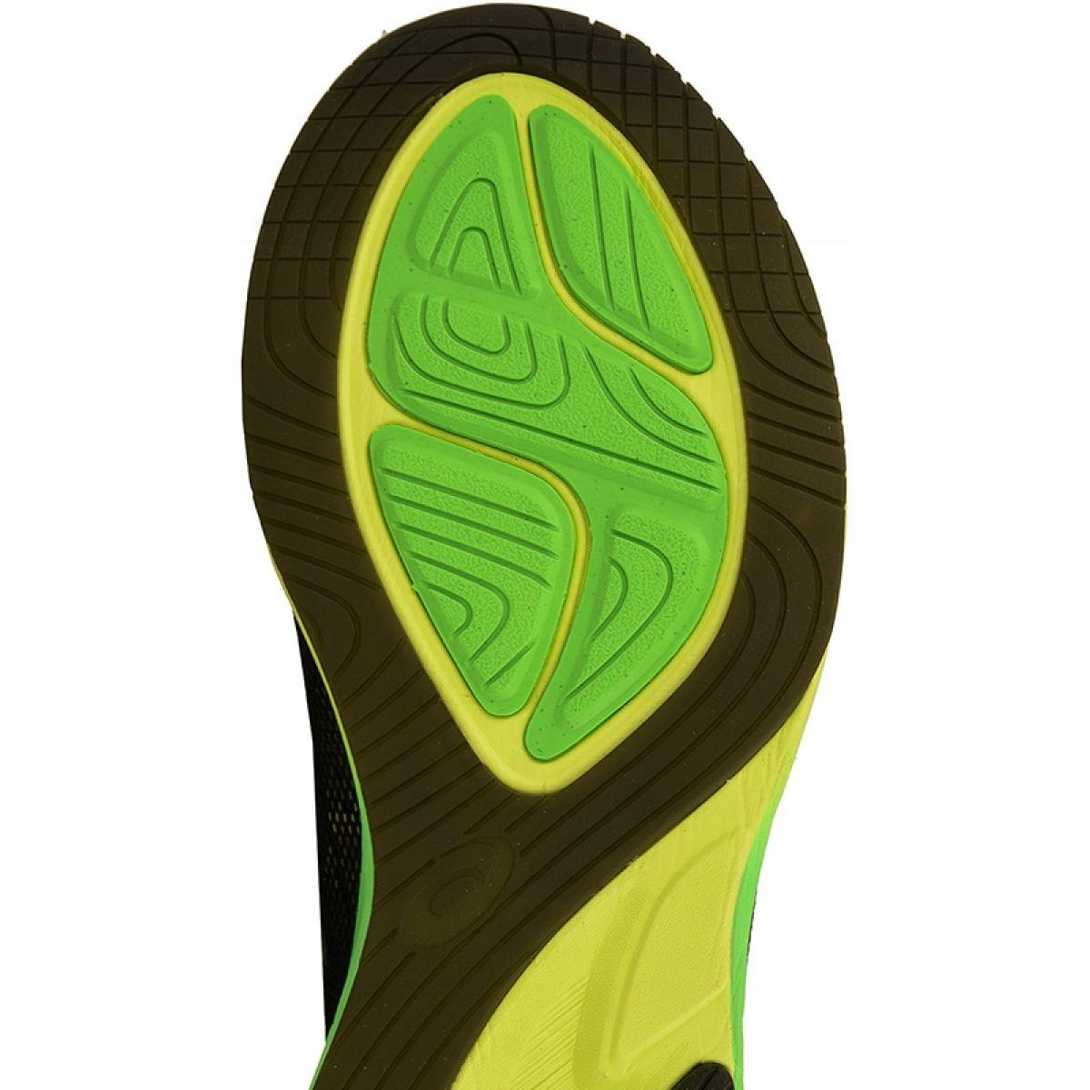 moco Disciplina Cereal  Running shoes Asics Noosa Ff M T722N-9085 black - ButyModne.pl