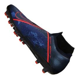 Football shoes Nike Phantom Vsn Elite Df AG-Pro M AO3261-440 navy navy 1