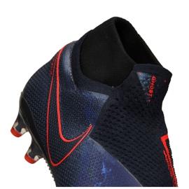 Football shoes Nike Phantom Vsn Elite Df AG-Pro M AO3261-440 navy navy 9