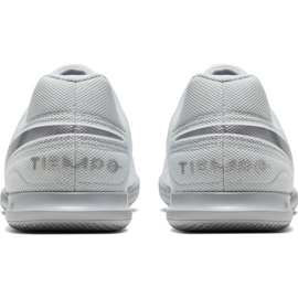 Indoor shoes Nike Tiempo Legend 8 Club Ic M AT6110-100 white white 4