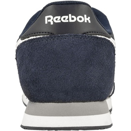 Shoes Reebok Royal Classic Jogger 2 M V70711 navy 2