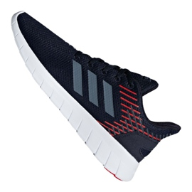 Running shoes adidas Asweerun M F36334 multicolored 1