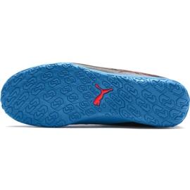 Indoor shoes Puma One 19.4 It Jr 105504 01 black black 5