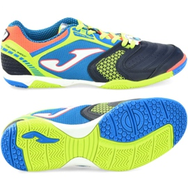 Indoor shoes Joma Dribling Fg 716 black multicolored 1