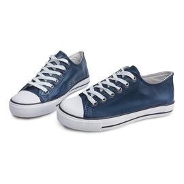RLC-03 sneakers Navy 3