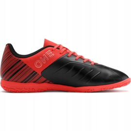 Football boots Puma One 5.4 It Jr 105654 01 red red 2
